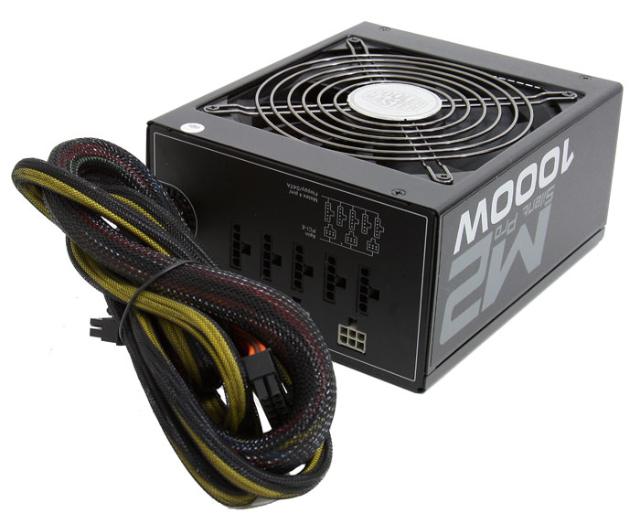 cooler master silent pro m2 1000w psu review product showcase. Black Bedroom Furniture Sets. Home Design Ideas