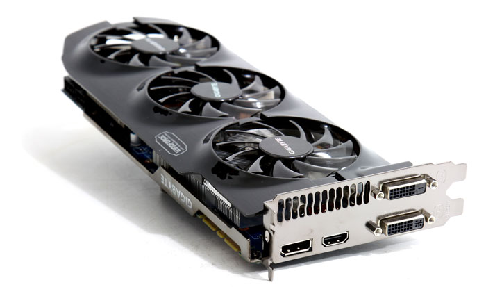 Gigabyte GeForce GTX 680 OC edition