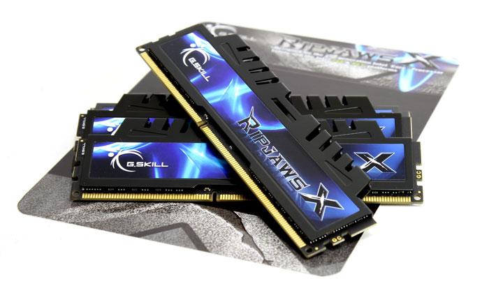 G.Skill 32GB memory kit 2133 MHz