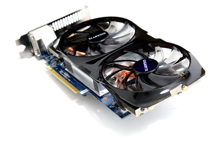 Gigabyte GeForce GTX 660 Ti Windfowce OC