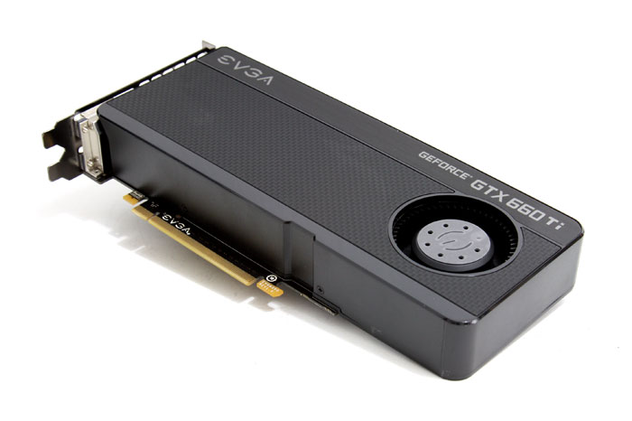 EVGA GeForce GTX 660 Ti SC