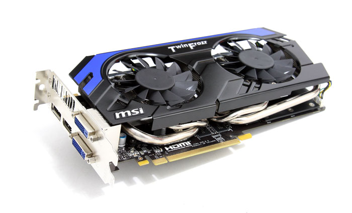MSI GTX 660 Ti Power OC Edition