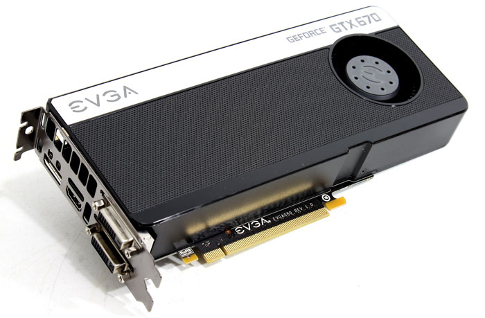 EVGA GeForce GTX 670 SC