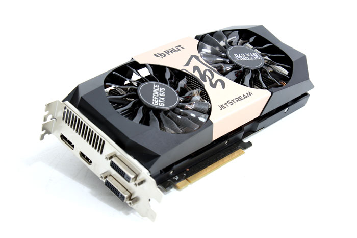 Palit GeForce GTX 670