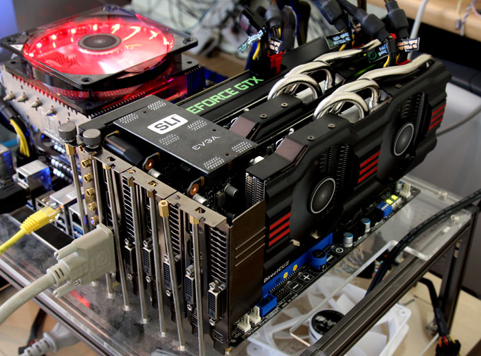 geforce gtx 670 2 and 3 way sli review introduction