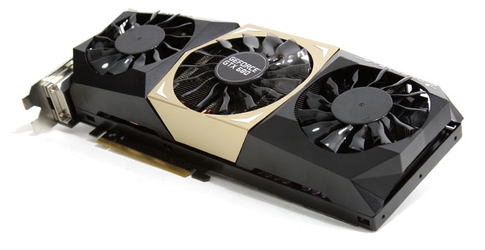 Palit GeForce GTX 680 JetStream