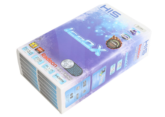 His RadeoN HD 7850 ICEQX TurboX