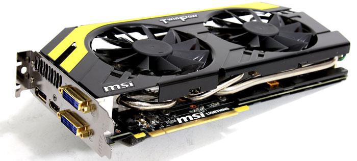 MSI GTX 680 Lightning