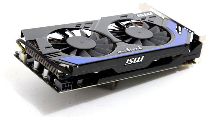 MSI Radeon HD 7850 Power Edition OC review - Hardware setup | Power
