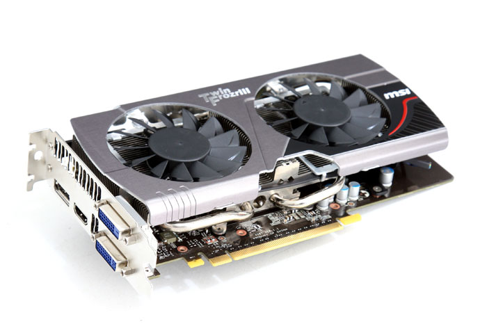 Asus Equips The Radeon Hd 7870 With Second Revision Of: MSI GeForce GTX 660 TwinFrozr III Review