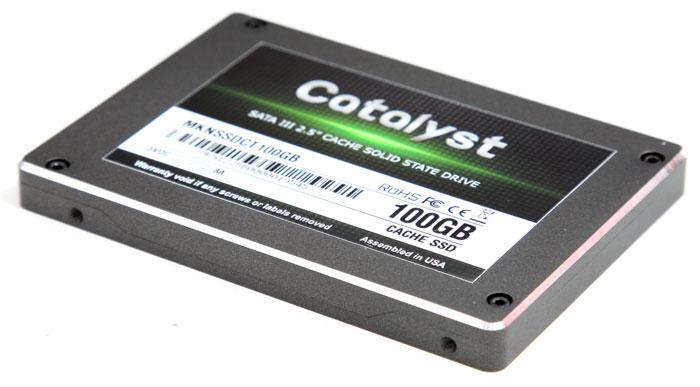 Mushkin Catalyst Cache 100GB SSD Download Drivers