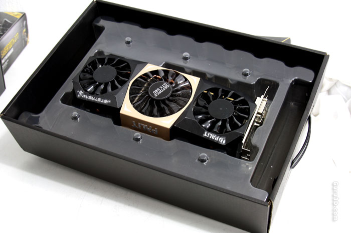 Palit GeForce GTX 680 4GB JetStream