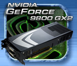 NVIDIA GeForce 9800 GX2 review