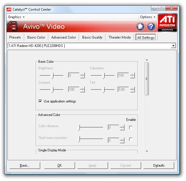 🔥 ATI Radeon HD 4600 drivers