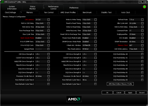 AMD Overdrive 3 0 and temperatures