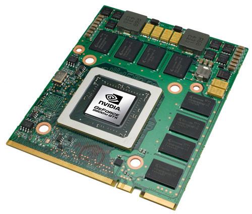 NVIDIA intros GeForce 9700M, 9800M video
