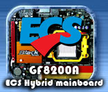 ECS G8200A mainboard review