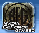 BFG GeForce GTX 280 OC edition - GeForce GTX 200 Series
