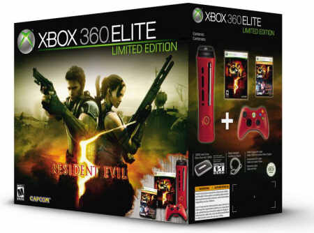 Limited Edition Red Xbox 360