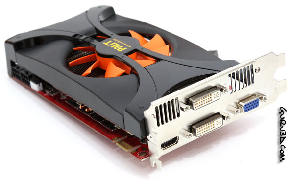 GeForce GTX 460 review (roundup) - Product Gallery Palit GeForce GTX