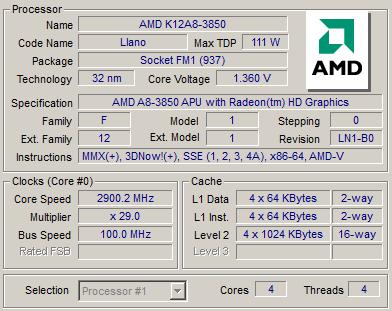 AMD A8 3850 WINDOWS 7 X64 DRIVER