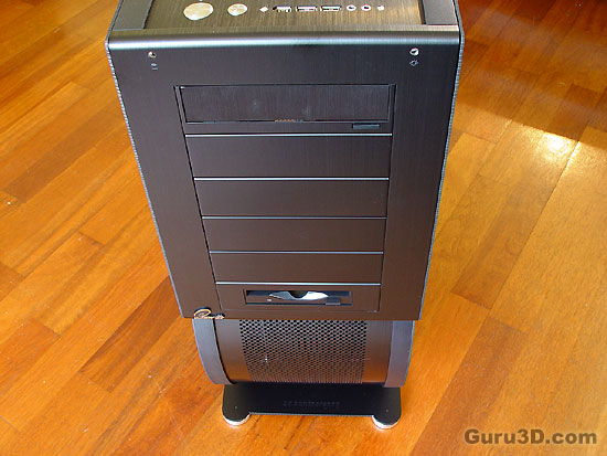 Lian-Li PC 777B Anniversary Edition review