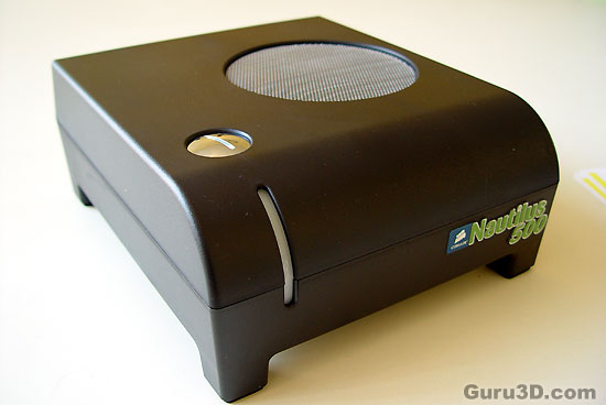 Corsair Nautilus 500 review - Copyright 2006 - Guru3D.com