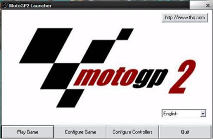 MotoGP 2 - THQ - Page 1