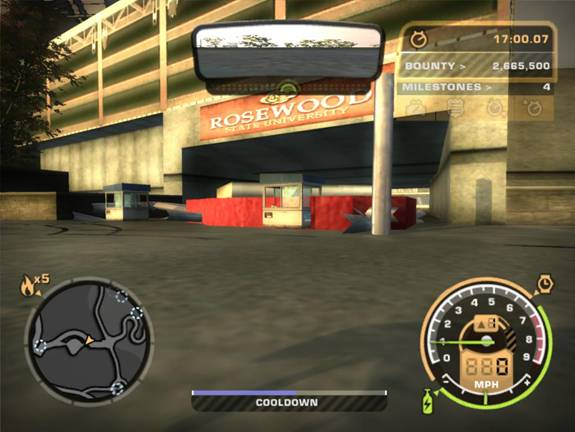 Need for Speed : Most Wanted - Jeu de