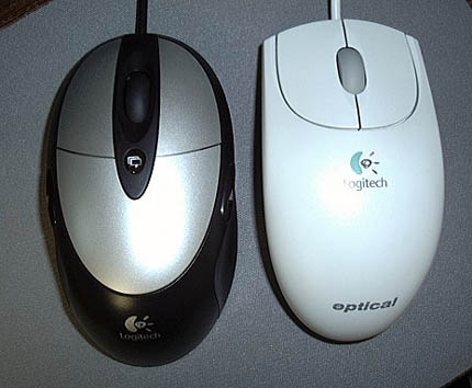 Logitech MX310 Optical Mouse Drivers for Windows