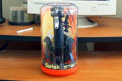 SAITEK ST90 JOYSTICK DRIVERS UPDATE