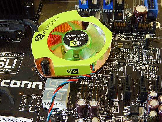 NVIDIA nForce 590 + AMD FX-62 - Page 8
