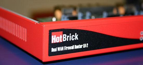 Hotbrick LB-2 Load Balancing router - Introduction