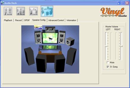 sis7012 ac97 sound controller