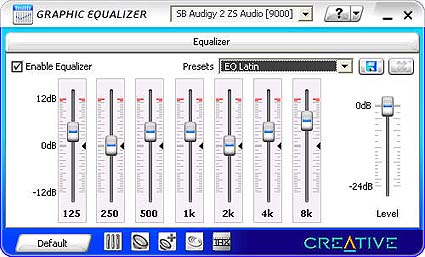 Creative Labs Audigy2 ZS Review - Software & Installation