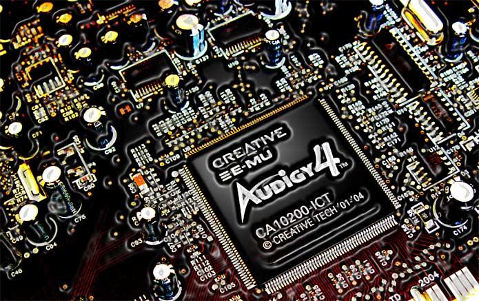 скачать драйвер для sound blaster audigy 4lkz win7