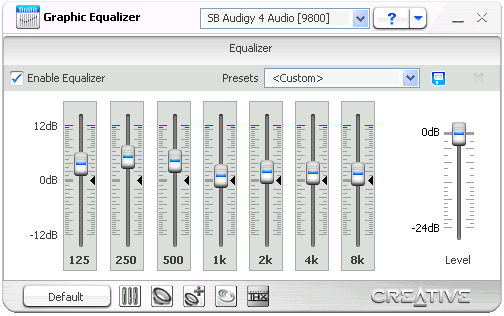 Creative Labs Sound Blaster Audigy 4 Pro Page 5