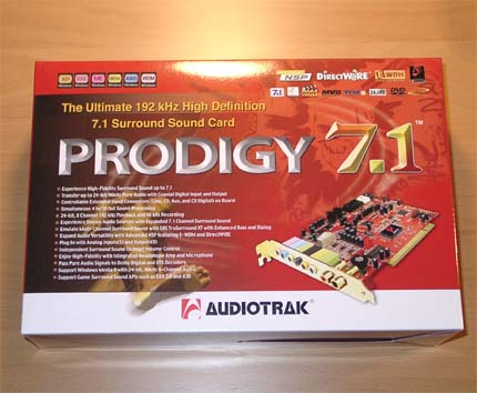 AUDIOTRAK PRODIGY192 DRIVERS FOR WINDOWS MAC