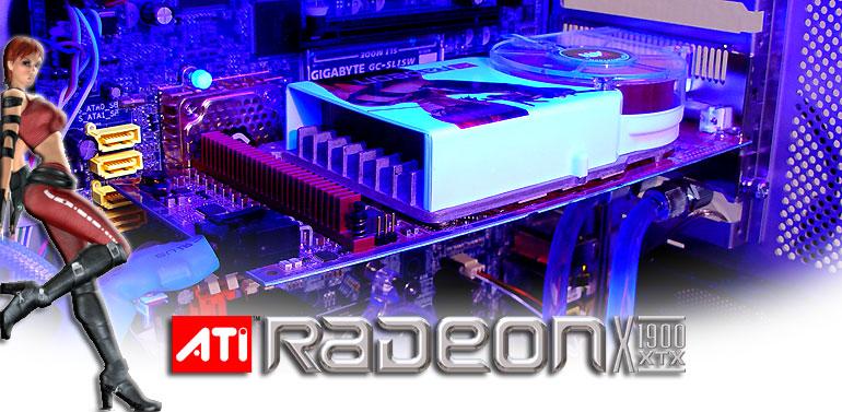 NEW DRIVER: ATI RADEON X1900 XTX
