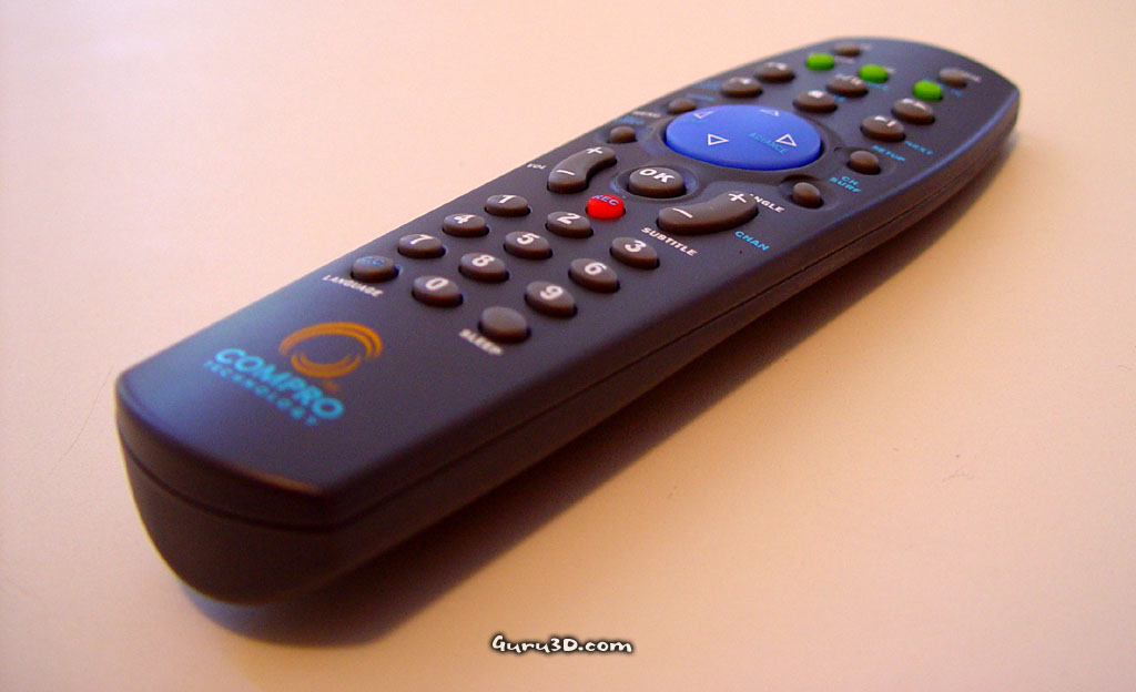 Compro VideMate TV Gold Review