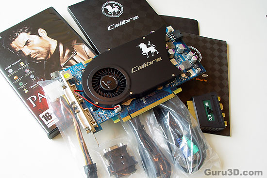 Review: Sparkle Geforce 7900 GT - P790+ 512MB memory