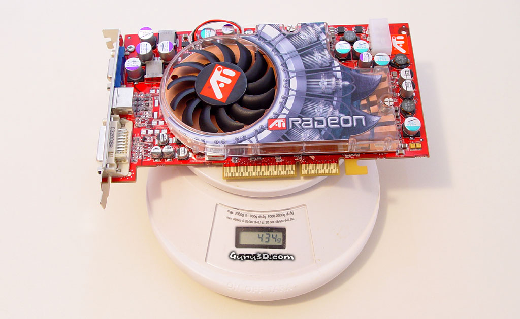 Dont Ask Me Why Because It Has To Be A Silly Photo But I Was Just Curious The R9800 XT Is Probably Heaviest Graphics Card Date