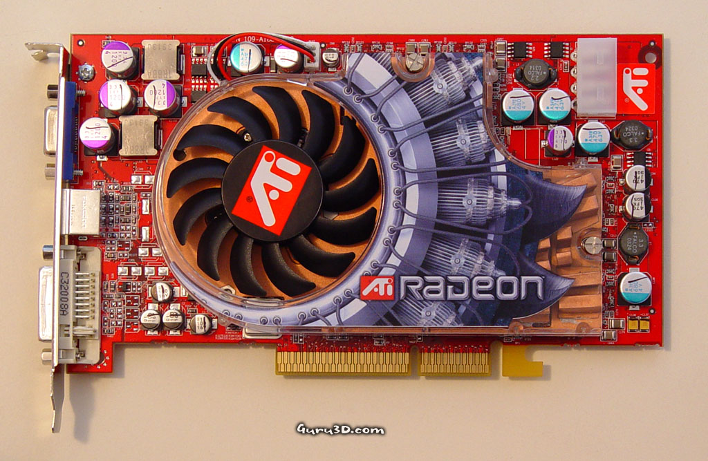 ATI Radeon 9800 XT | HotHardware