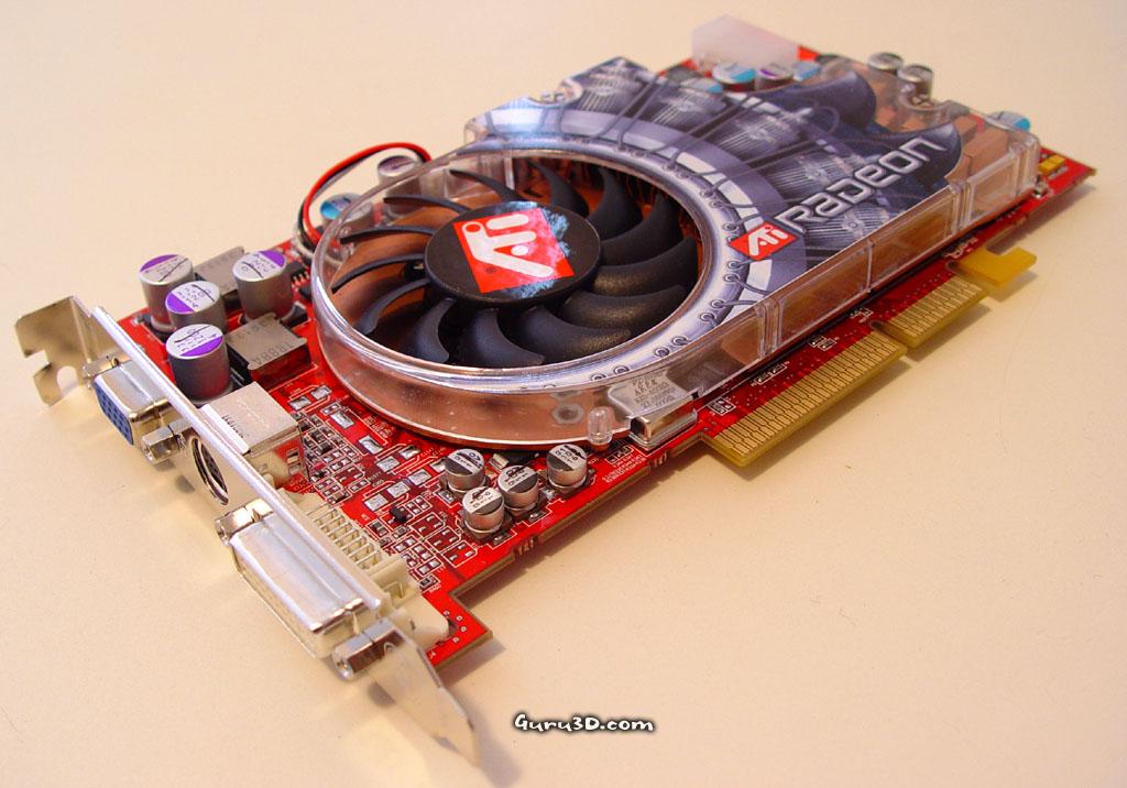 ATI Radeon 9800 PRO Drivers