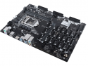 Asus Demos B250 Mining Expert motherboard with 19 pci-e-slots