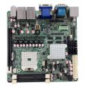 Jetway AMD R-Series NF82 Embedded Mini-ITX Motherboard