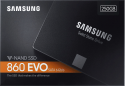 "Samsung 860 EVO M2 and 2.5"" SSDs temporarily online at Samsung - Specs Leaked"