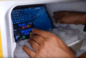Users place Microsoft Surface Pro in the freezer to fix screen flicker issue