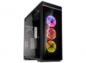 Lian Li Launches Alpha 550 RGB Series Tempered Glass Chassis
