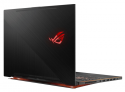 Asus Zephyrus GX501 with 6-core Core i7-8750H and GTX 1080 Surfaces